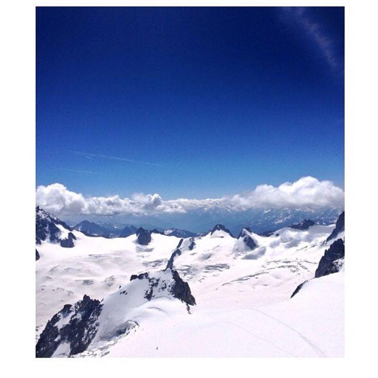 Taken in Chamonix, France