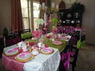 LDS Activity Day Ideas: Manners and a Tea Party