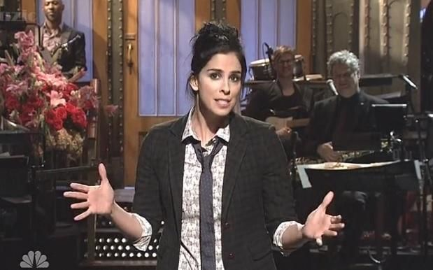 Sarah Silverman Killed It in Her SNL Opening Monologue - Pedestrian TV