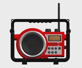 The Listening Post Christchurch | Sangean Toughbox | Ruggedized radio