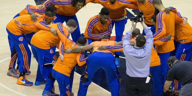 2013-14 New York Knicks Schedule released - 10 games to watch for