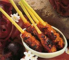 SATE LILIT KHAS BALI Resep Sate Lilit Khas Bali