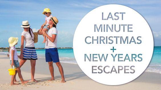 Last Minute Kiwi Getaways for Xmas & New Years - http://eepurl.com/-YzPH