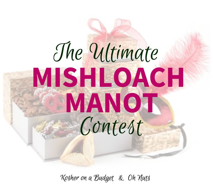 The Ultimate Mishloach Manot Contest