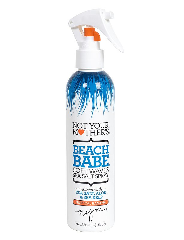 Beauty Awards 2016: Best Drugstore Hair Products - Not Your Mother's Beach Babe Soft Waves Sea Salt Spray