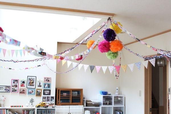 最高の一日に♡超キュートな誕生日のお部屋の飾りつけまとめ|MERY[メリー]