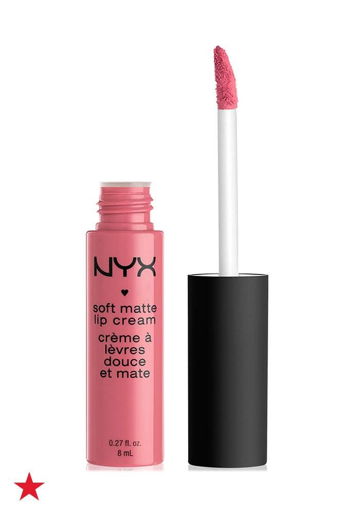 Get that gorgeous matte finish you love without that drying feel thanks to NYX Soft Matte Lip Cream. Unbelievably long lasting and delightfully creamy, this formula nourishes lips with a dose of intense color. Click to shop for your favorite shade at Macy's.