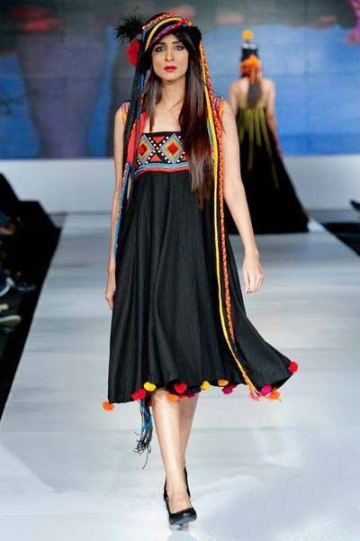 Sindhi Embroidery Dress Colelction 2013 4 Pakistan Trend