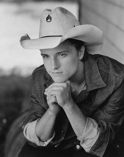 Josh Hutcherson Cowboy