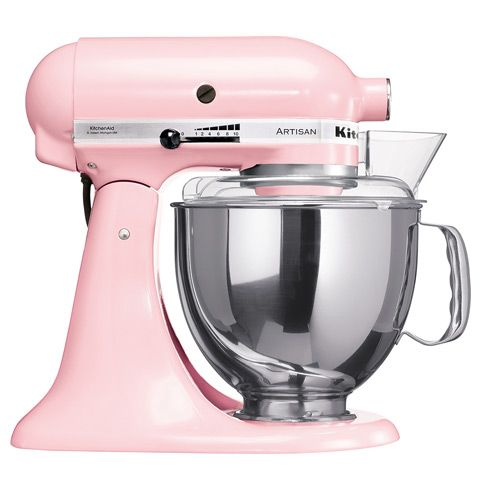 Kitchenaid Ksm150 Mixer Pink Kitchen Gadgets Pinterest Aid And