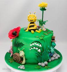 Biene Maja Torte                                                                                                                                                                                 Mehr
