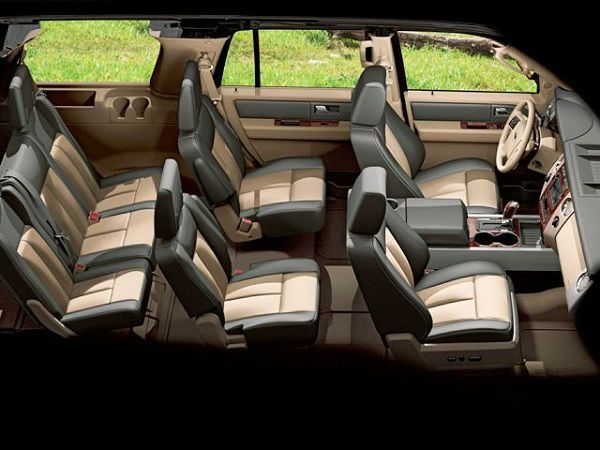 2016 Ford Expedition Inside