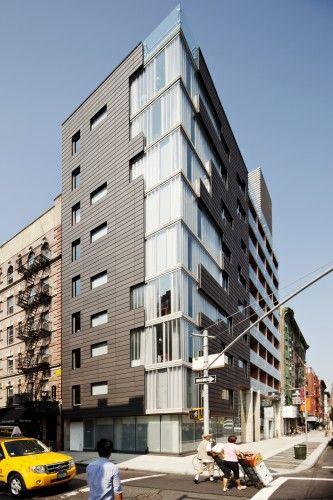 The Nolitan / Grzywinski + Pons - saw this in NYC last week