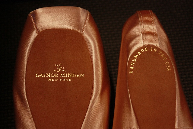 Would love to try Gaynors for my next pair of pointe shoes because my Blochs wore out way too fast