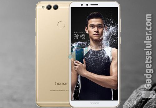Review Huawei Honor 7X