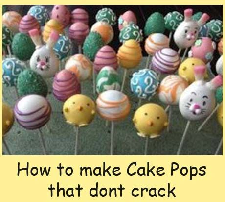 Frost Cake Pops Smoothly