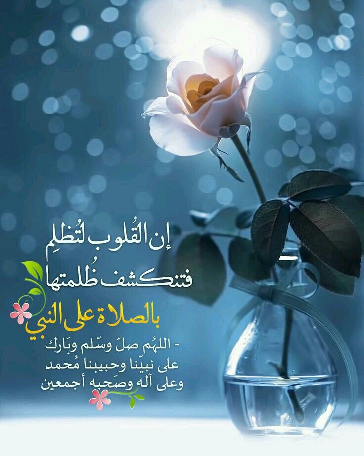 Pin By Mkm On فى ذكر الرسول Beautiful Morning Messages Islamic Images Islamic Pictures
