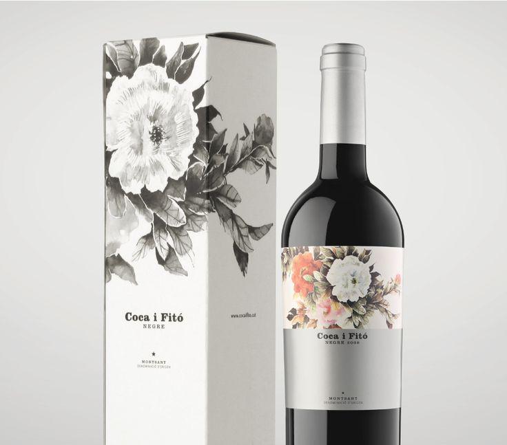 GORGEOUS wine packaging/branding