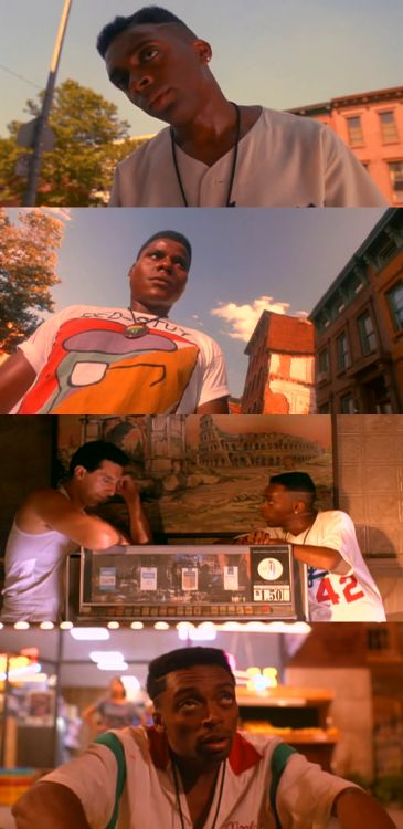 Do the Right Thing, 1989 (dir. Spike Lee) By quello-nello-specchio