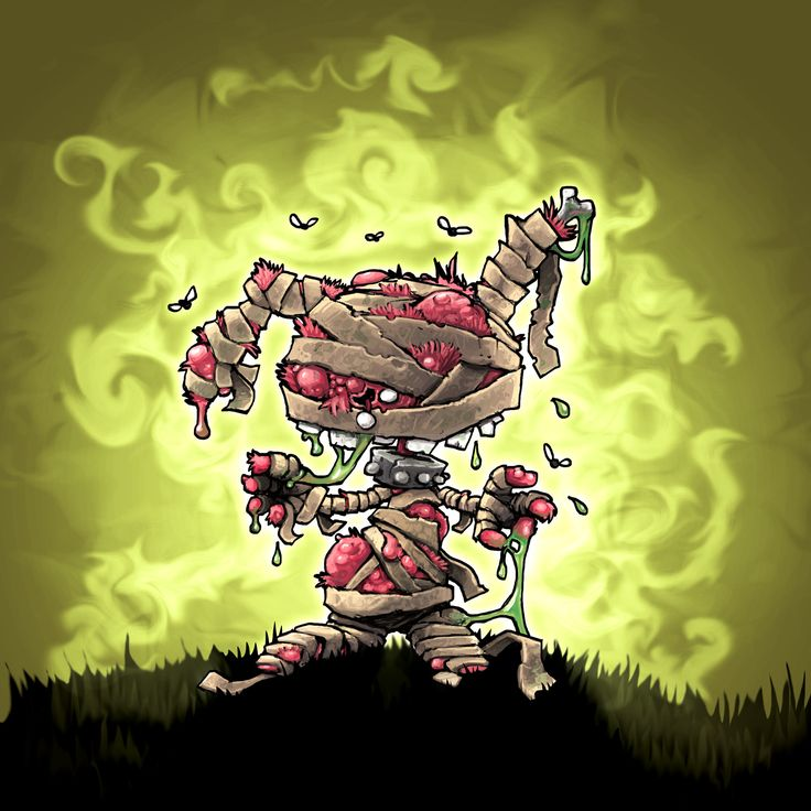 Tazanak illustration Mils