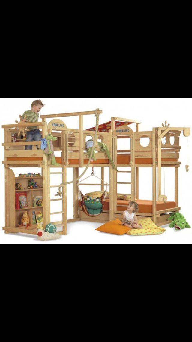 13 best Triple bunk beds images on Pinterest 34 beds Triple