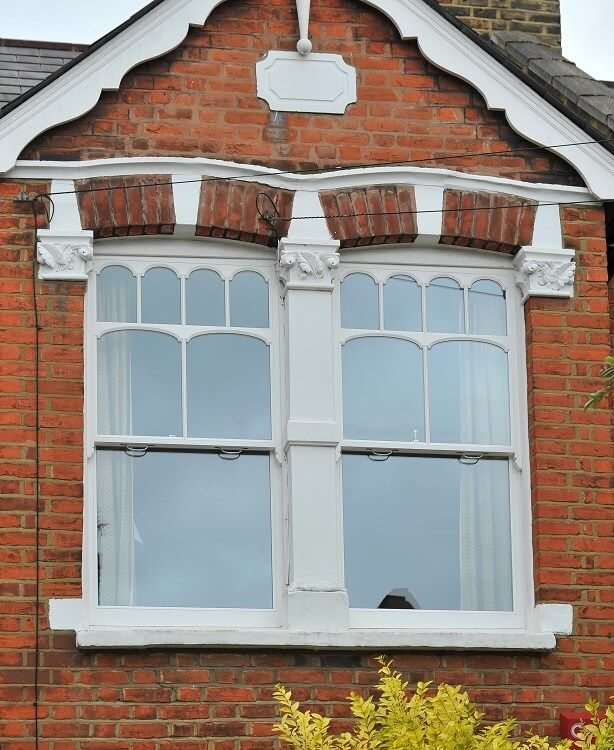 Sash Windows manufactured and installed by The Sash Window Workshop