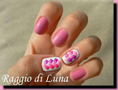 Raggio di Luna Nails: Born Pretty Store Review: Square Fluorescent Nail Art Studs
