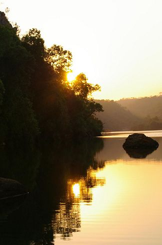 The stunning Katherine Gorge in the Northern Territory   34 Reasons Australia Is The Most Beautiful Place On Earth