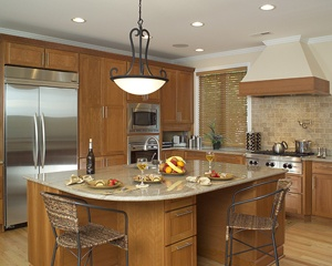 Kitchen Island Close Up 14 best cool table at end of island images on pinterest | kitchen