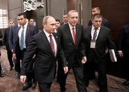 Σε εξέλιξη οι προετοιμασίες για την επίσκεψη Πούτιν στην Τουρκία ~ Geopolitics & Daily News
