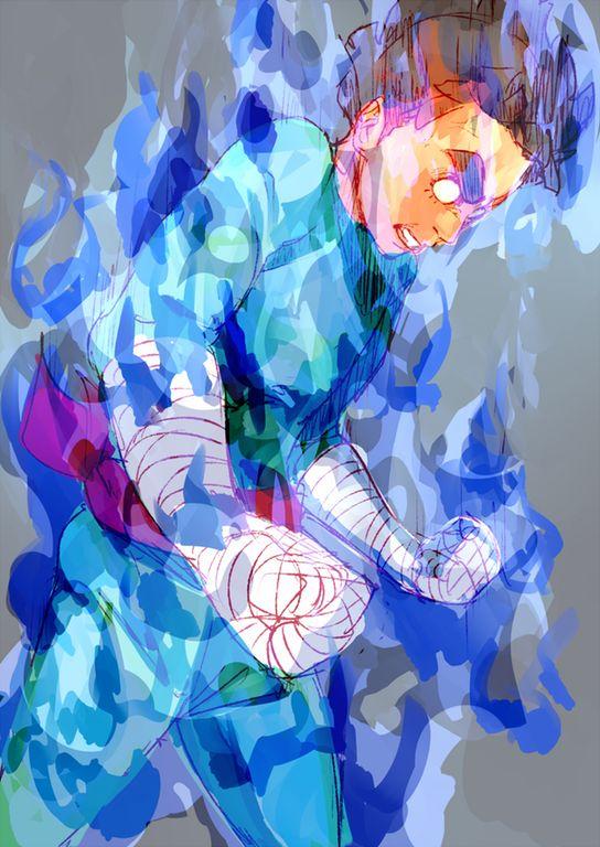 Gate of Life : Naruto