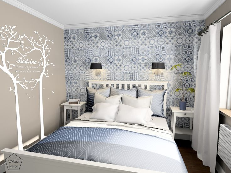 #romantic#blue#beige#white#pieknetapety#Maroccan#Tiles#interior#design#PolishInterior