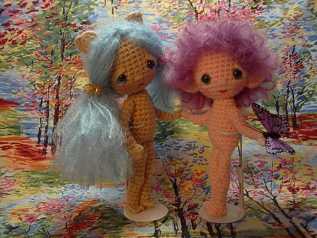 31 best images about Free Spirit Crochet Doll on Pinterest ...