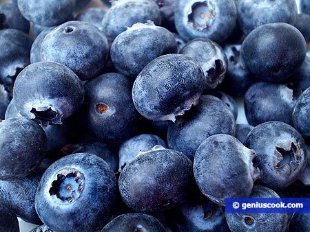 Blueberry Is Good for Brain and Eyes | Useful Properties of Foods | Genius cook - Healthy Nutrition, Tasty Food, Simple Recipes
