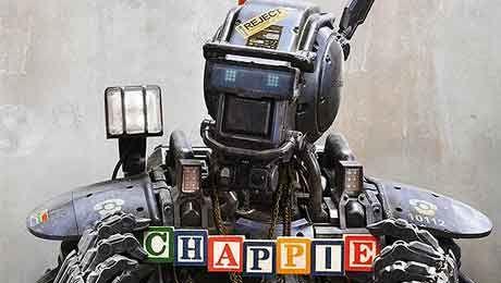 Chappie - Film de Neill Blomkamp avec Hugh Jackman, Sigourney Weaver, Sharlto Copley. Chappie est un enfant doué mais pas…