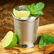 Julep Stainless Steel Cup. 410 ml. Perfect for any cocktail served with crushed ice. Order at +353 (1) 687 5066