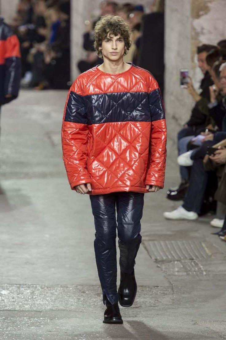 Male Fashion Trends: Dries van Noten Fall-Winter 2017 - Paris Fashion Week
