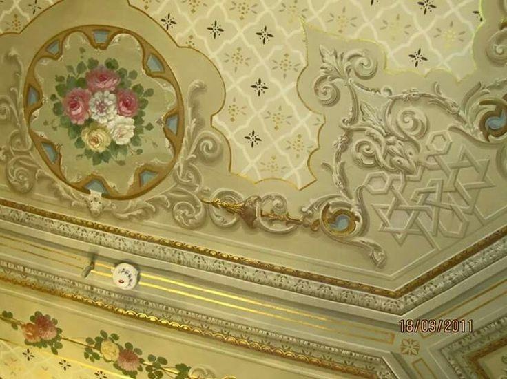 83 best Decorative painted panels images on Pinterest | Murals ...