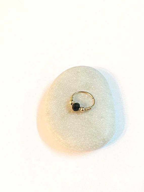 Conque piercing boucle d'oreille de conque par FlowerRainbowNJ