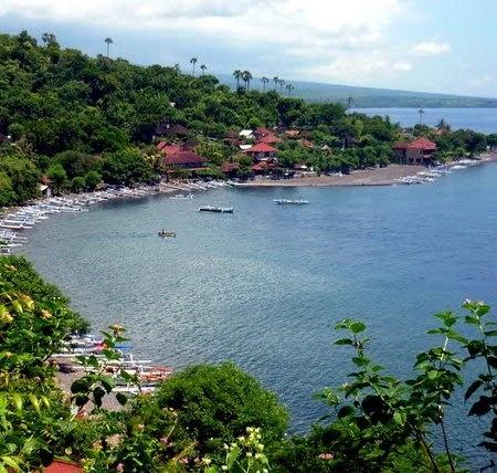 Amed, East Bali.