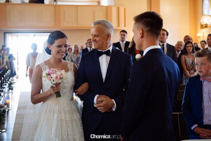 Kolorowy reportaż ślubny od Cezary Chomicz Fotografia