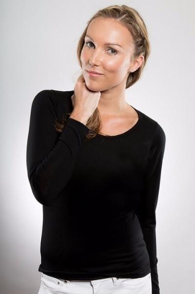 Merino Long Sleeve Under Shirt Thermal Base Layer - Smart Merino  - Long Sleeve - From Merino With Love - 100% Merino Made In New Zealand - https://www.smartmerino.co.nz/collections/womens