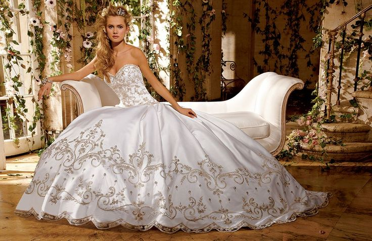 Eve of Milady Couture Collection Style 4269 My Cinderella Gown!