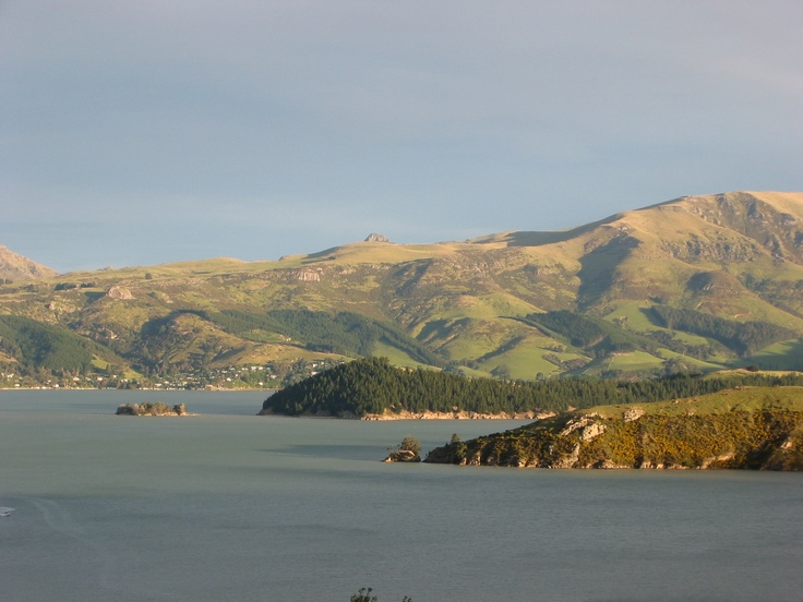 king billy island and the headland...