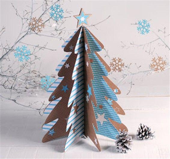 Resultado de imagen para árboles de navidad modernos