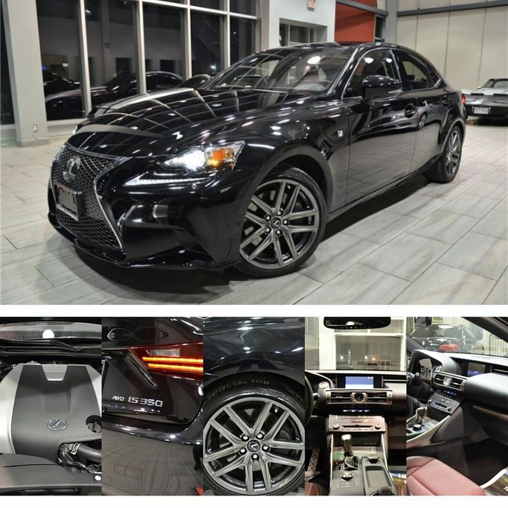 2015 #Lexus IS 350 F-Sport Series 1 with only 10000 km in @CRSAutomotive! http://crsautomotive.com/listings/2015-lexus-is-350-f-sport-series-1/ … #HamOnt #Oakville