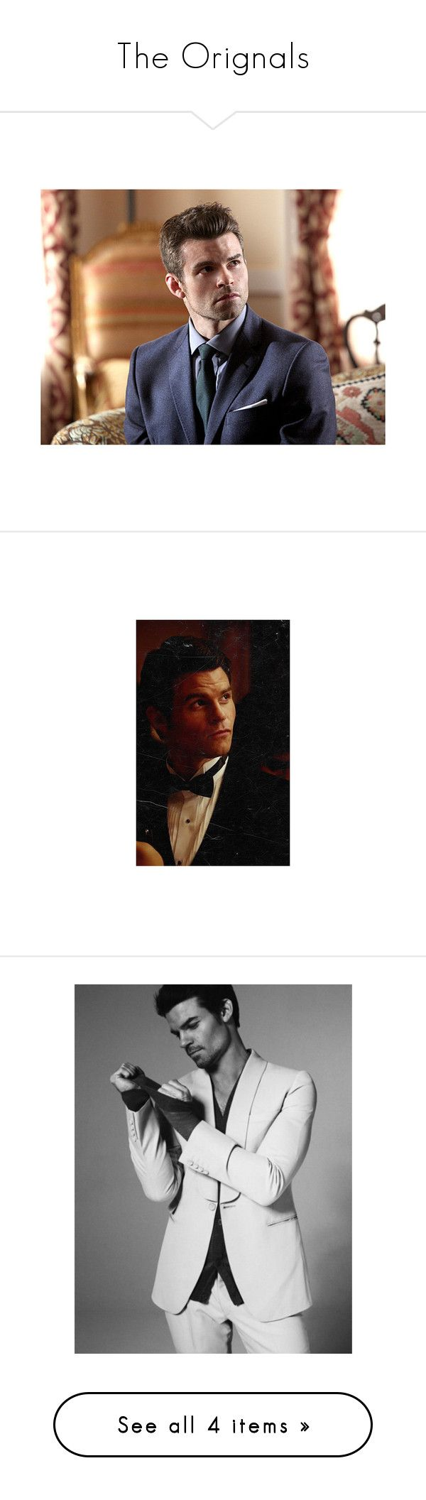 """""""The Orignals"""" by emma-frost-98 ❤ liked on Polyvore featuring the originals, people, vampire diaries and tvd"""