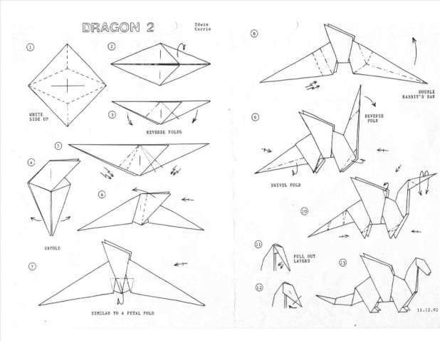Dragon Origami Tutorials for Android - APK Download | 478x618