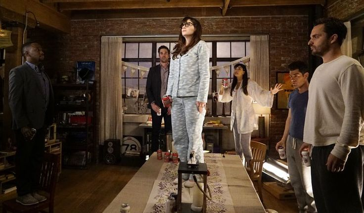 """""""Landing Gear"""" · New Girl · TV Review New Girl ends a winning season with many types of """"I do""""s · TV Club · The A.V. Club"""