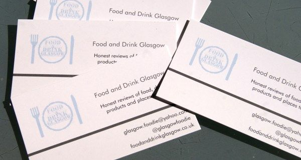 culinary business cards | Cards Designs Ideas